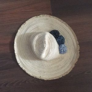 Aerie Straw Beach Hat